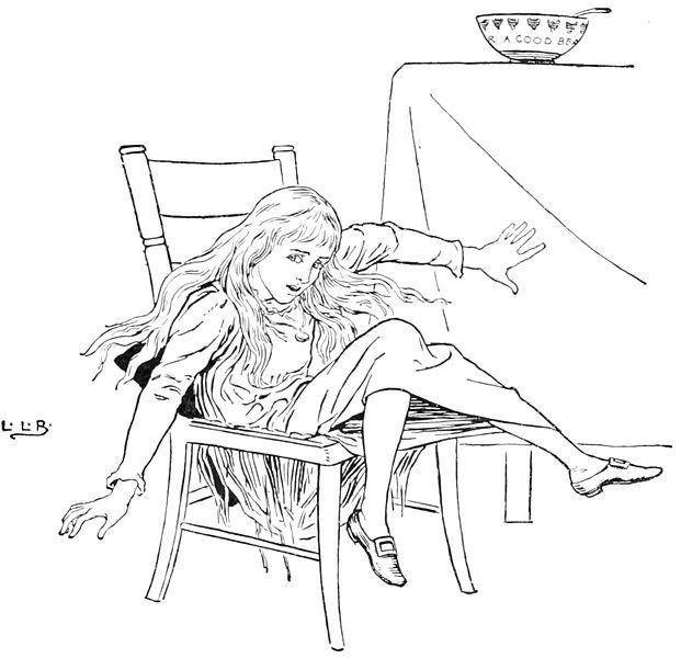 Goldilocks - Leonard Leslie Brooke