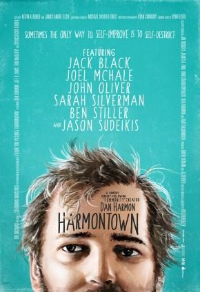 harmontown poster