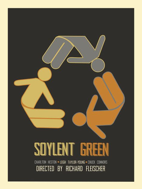 soylent green by phillip hernandez