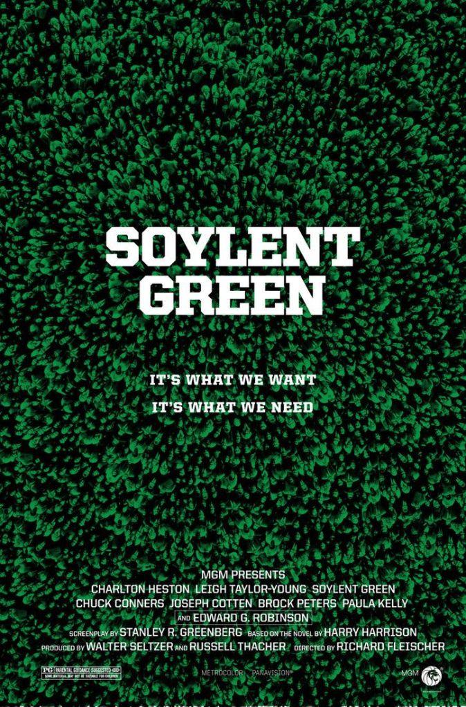 Soylent Green ... is people