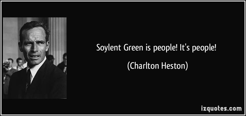 soylent green people