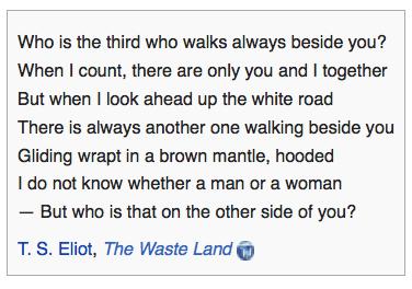 Wasteland, T.S.Eliot