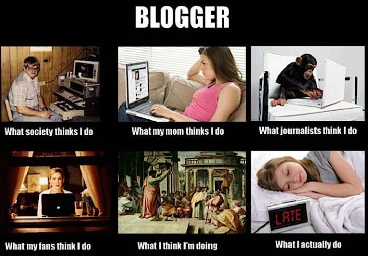 what-people-think-i-do- blogger