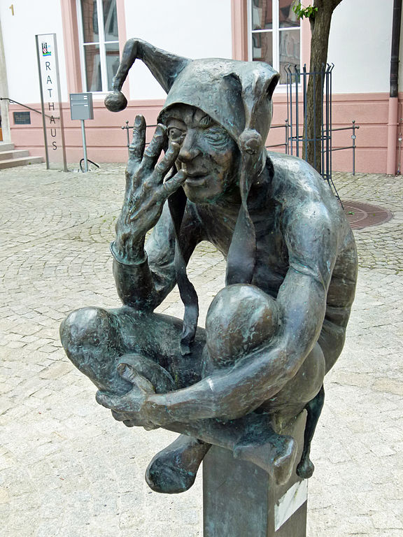 Narrenskulptur_Ehingen