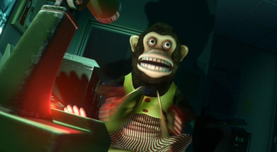 toy story monkey