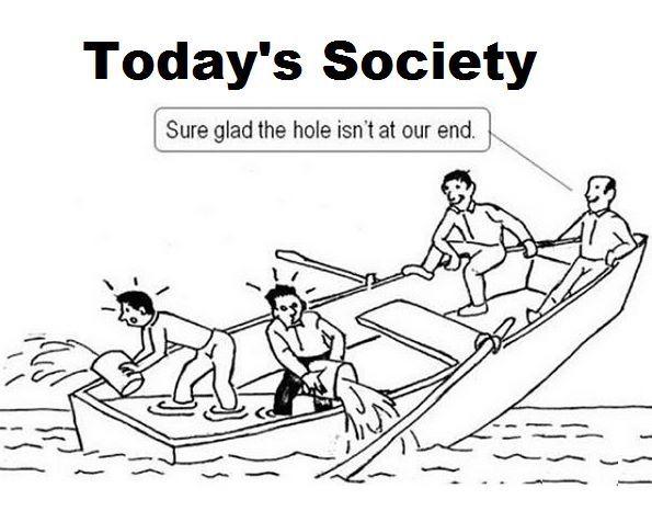 society humor