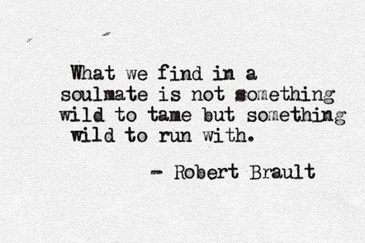soul mate - robert brault