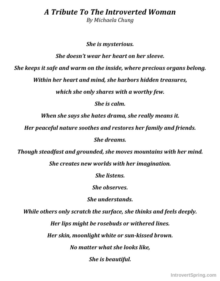 A-Tribute-To-The-Introverted-Woman-By-Michaela-Chung