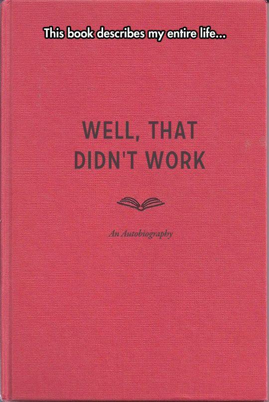 autobiography humor