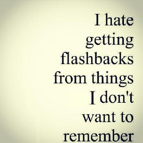 flashbacks
