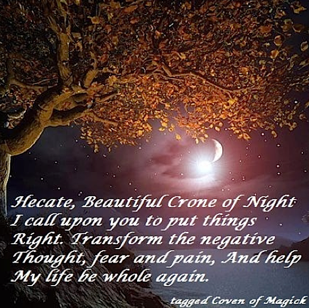 Hecate:crone