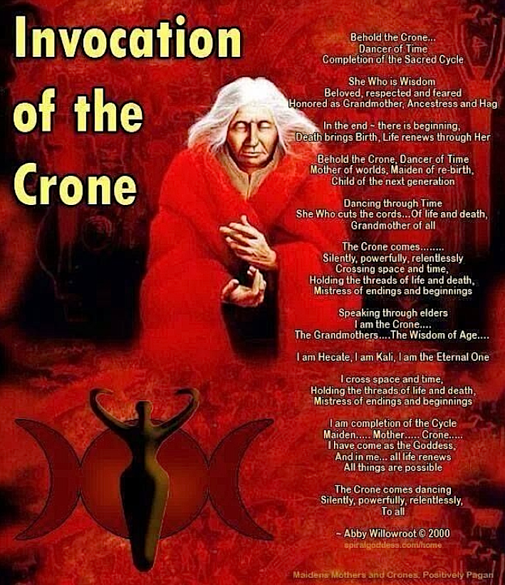 Invocation of the crone