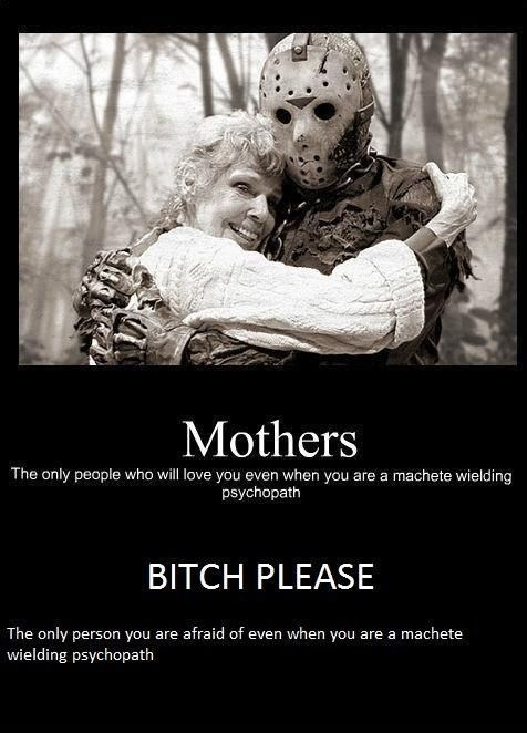 Jason and mom