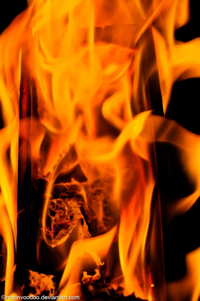 Flames - color