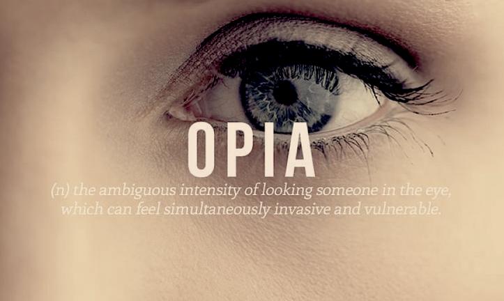 Opia eyes
