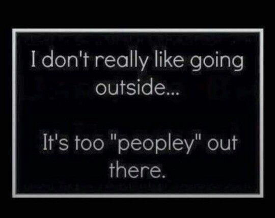 too peopley