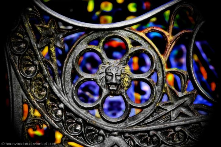 Drippy Lion