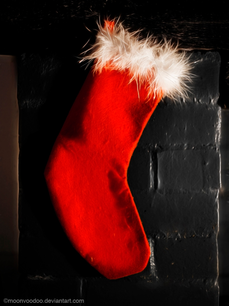 X-mas stocking