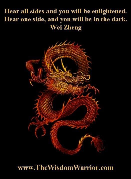 hear all sides - wei zheng