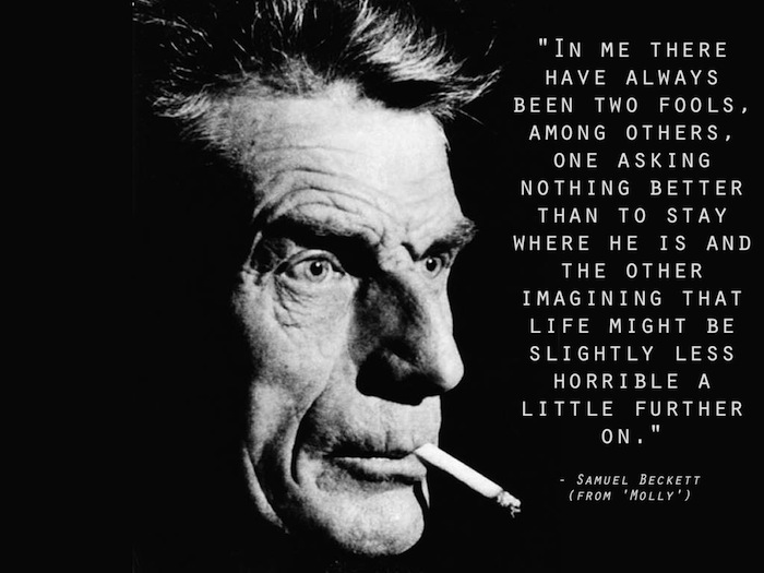 samuel-beckett - two fools