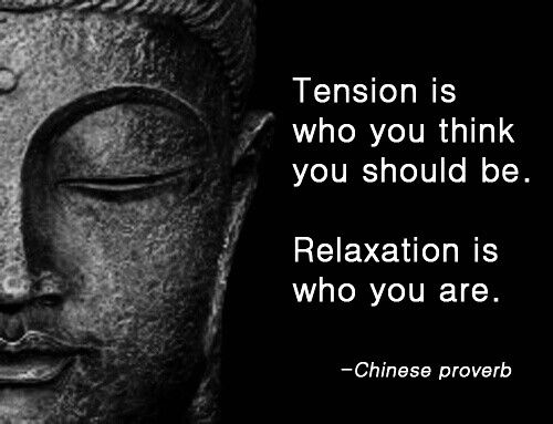 tension and relaxation