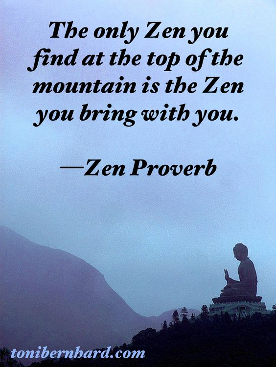 the only Zen