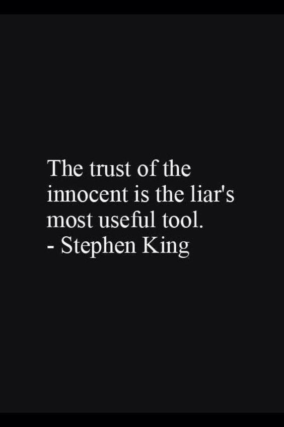 Stephen King - innocence