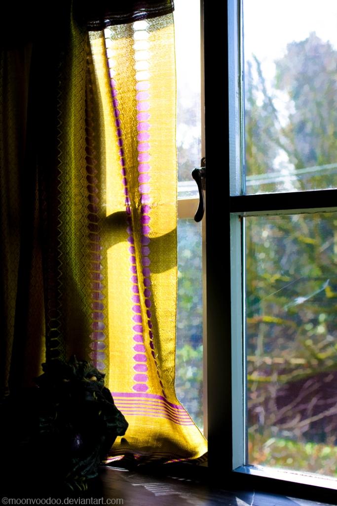 Window edge