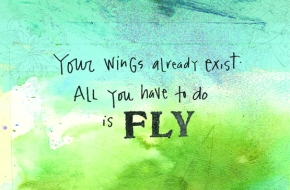 all you have to do is fly