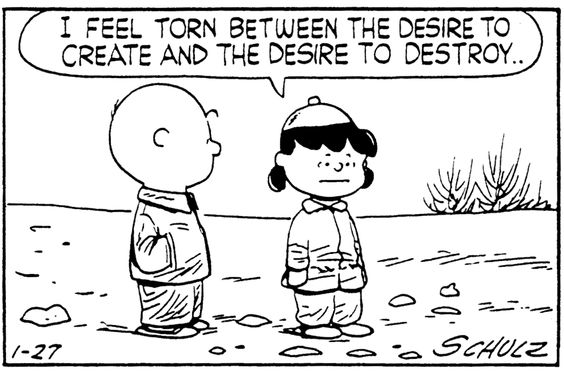 charlie and lucy - schulz