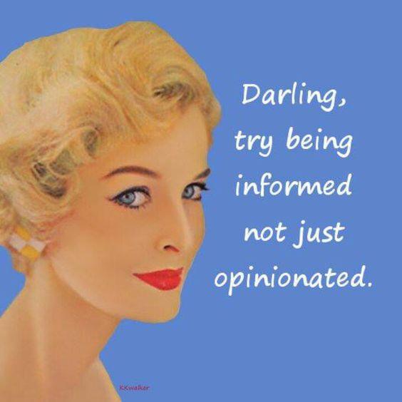darling... really!?!