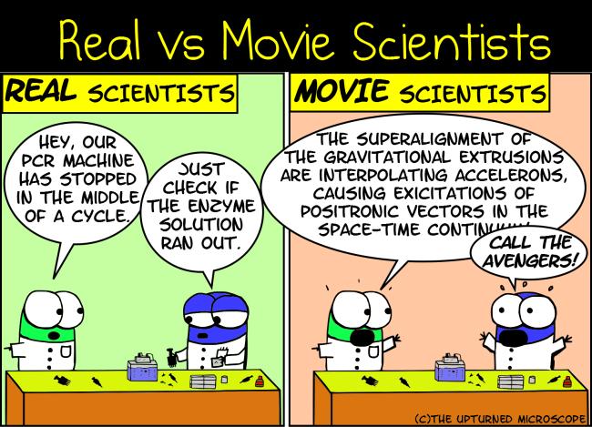 real-vs-movie-scientists