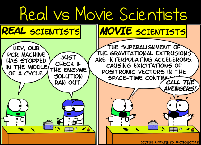 real-vs-movie-scientists