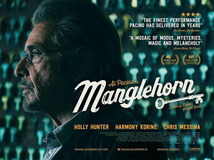 Manglehorn poster