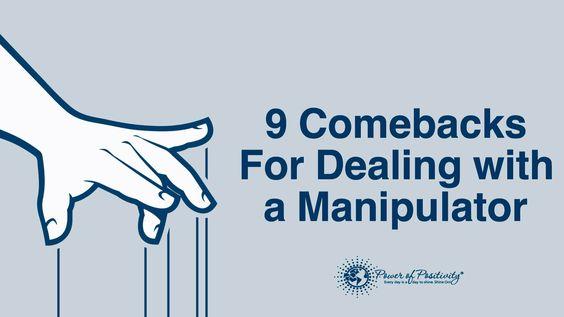 manipulative tactics