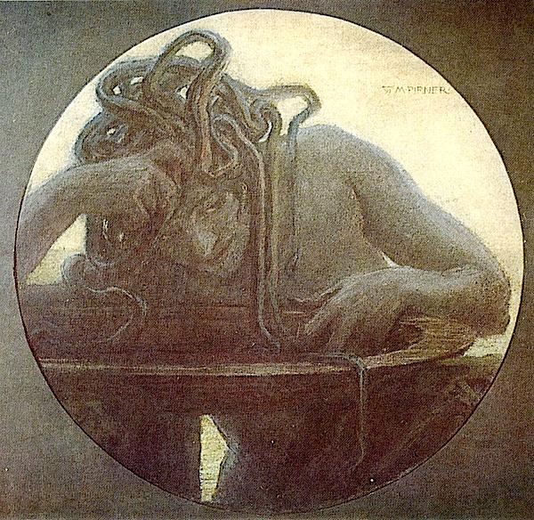 Medusa - Maximillian Pirner