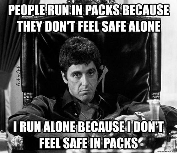 pack mentality