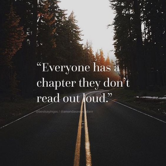 the silent chapter