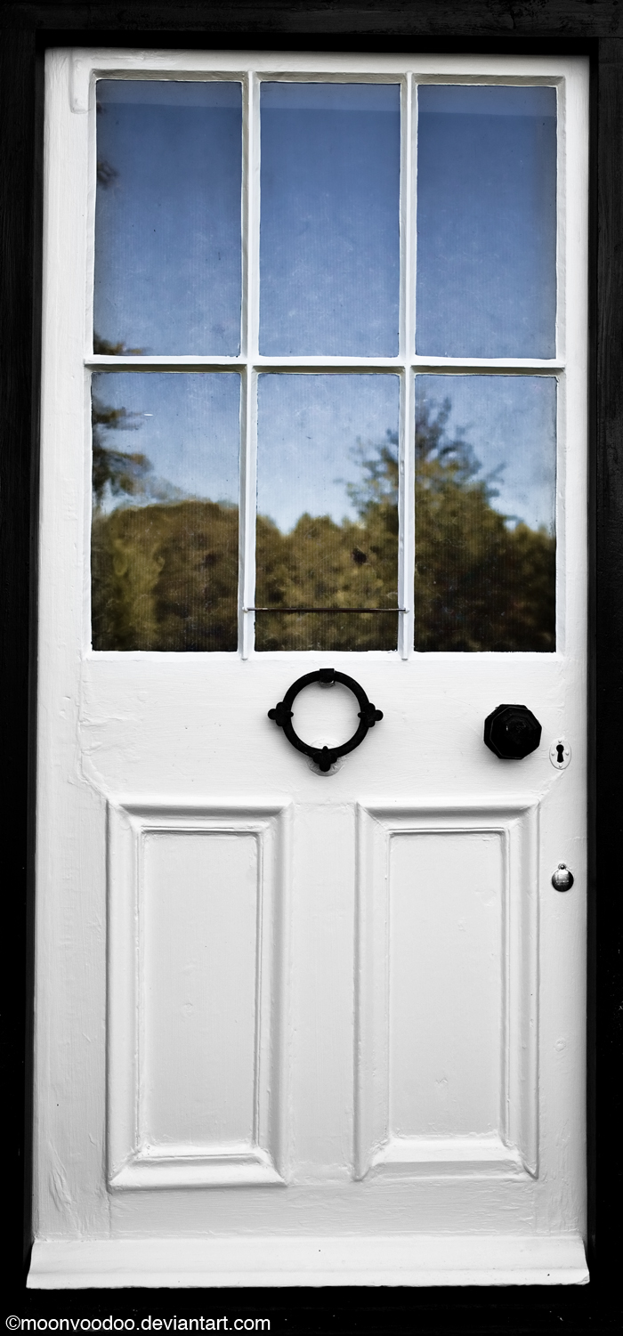 The White Door . \u201c & Stepping Through a Virgo Door | An Upturned Soul Pezcame.Com