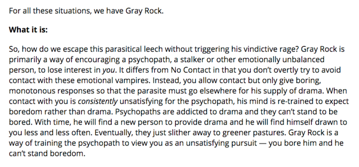 gray-rock-method