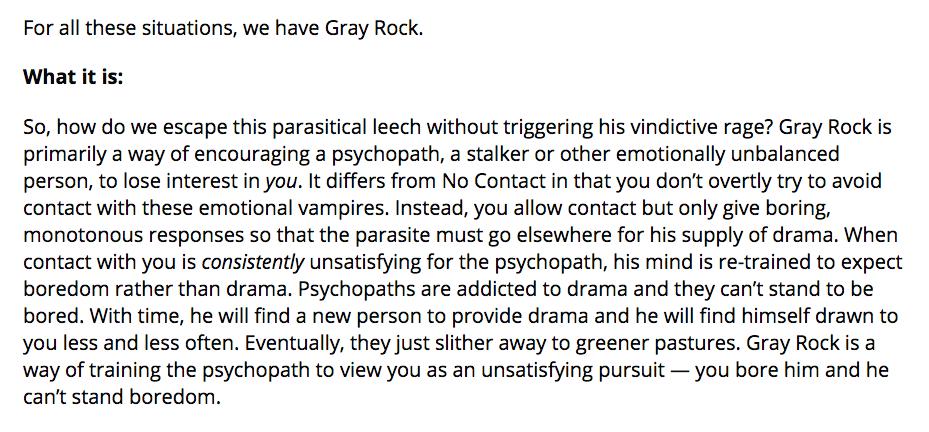 gray-rock-method