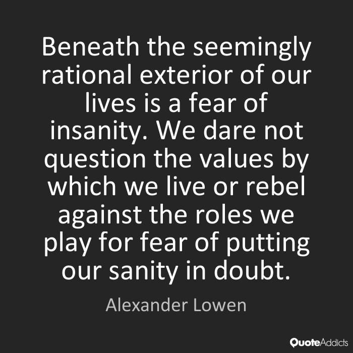 alexander-lowen-fear-of-insanity
