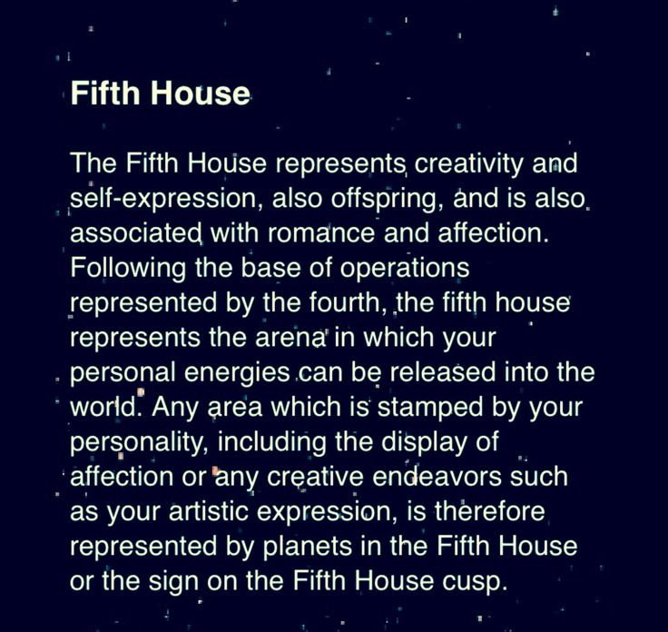 Moon in 5th house | Chandra in 5th bhava | Moon in fifth house