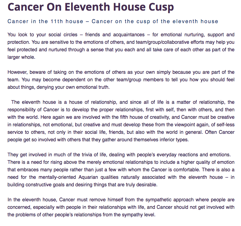cancer-on-the-11th-house-cusp