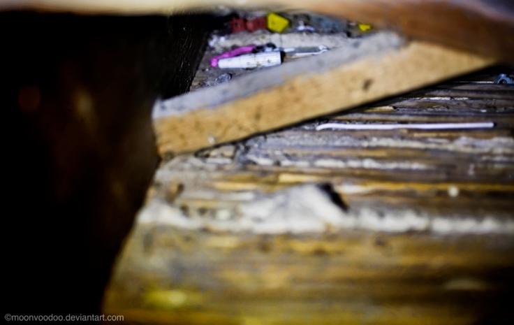 under-the-floorboards