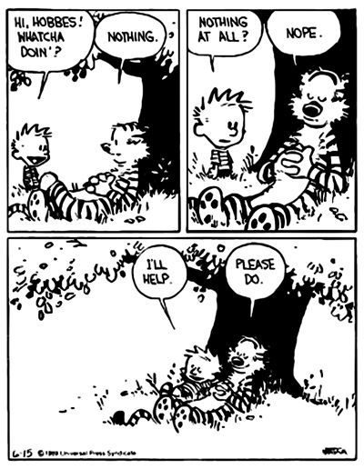 nothing-calvin-and-hobbes